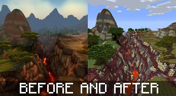 World Of Warcraft clipart minecraft Of World you After