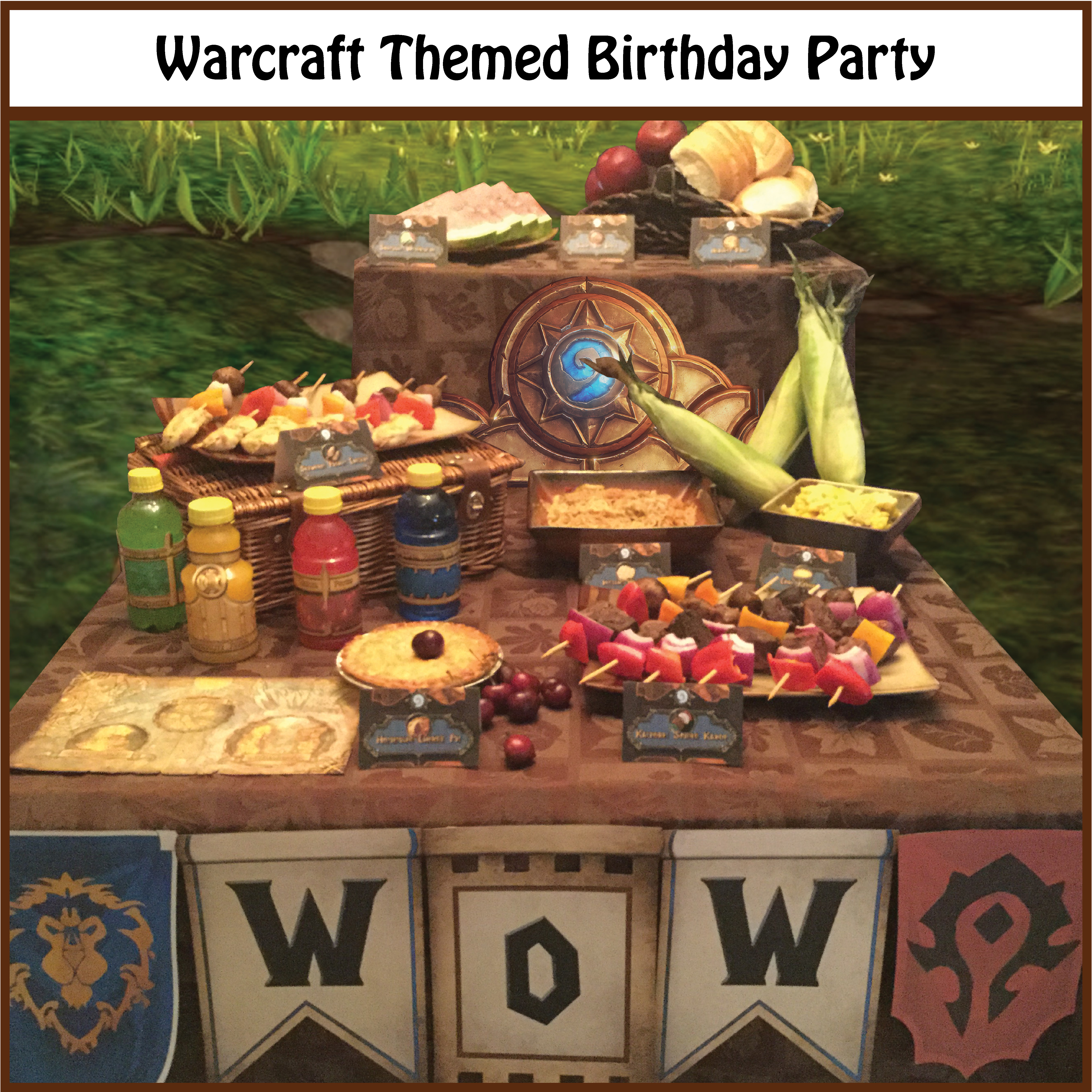 World Of Warcraft clipart word encouragement World Warcraft a Supplies Throw