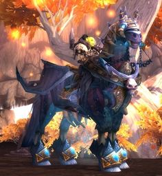 World Of Warcraft clipart word encouragement  Reins Invincible's in FORESHADOWING: