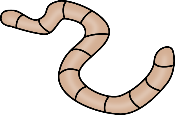 Worm clipart love This clip Clip Clker online