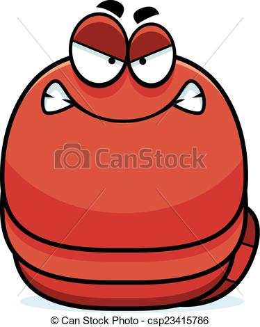 Worm clipart angry Of Worm Angry a A
