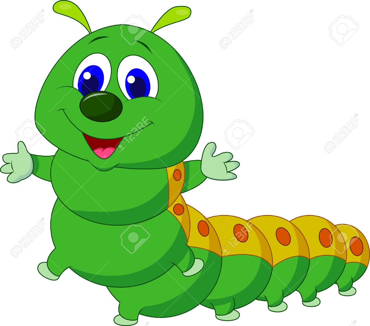 Caterpillar clipart elementary school Caterpillar Cartoon Pictures Free Free