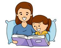 Worm clipart bedtime reading Art clip clipart for