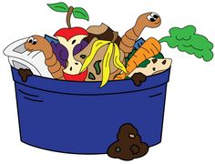 Worm clipart compost heap Your Collection Clipart  Composting