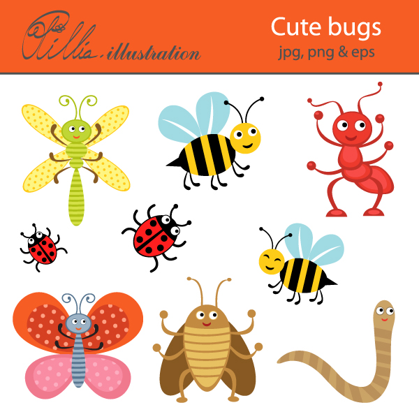 Bug clipart worm This This featuring cliparts ladybugs