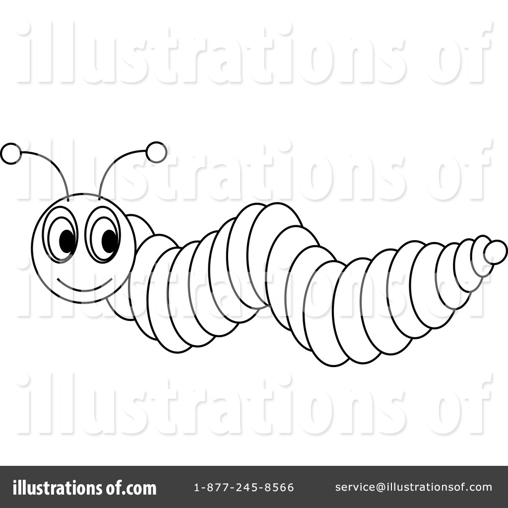 Worm clipart invertebrate #97214 Clipart (RF) Royalty by