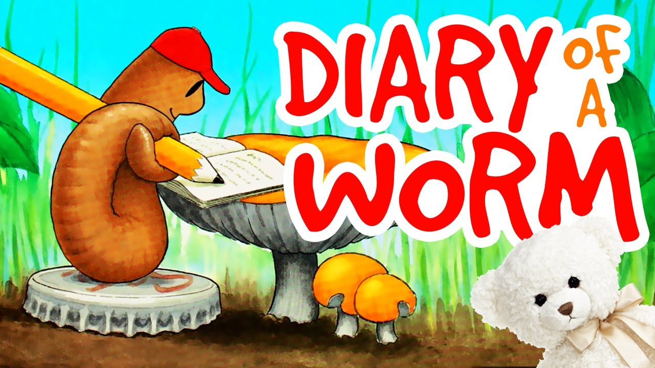Worm clipart storytime By Worm Read  a