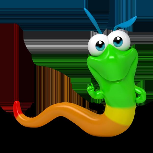 Worm clipart storytime WormGummy Worm time Worm Gummy