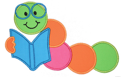Worm clipart storytime Storytime Public Library Preschool events