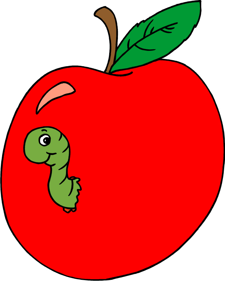 Worm clipart wiggly #10