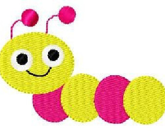 Worm clipart wiggly #8