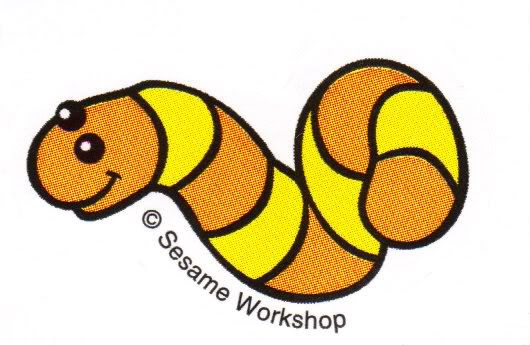 Worm clipart yellow Of Clipart Download Worm Oscar