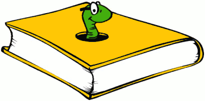 Worm clipart yellow #4