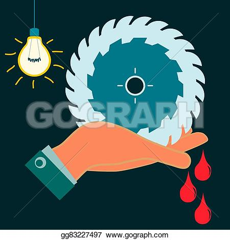 Wound clipart blood Drops in blood Vector with