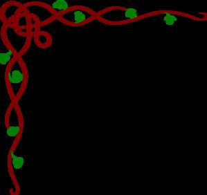 Wreath clipart border Art christmas Clipart Christmas For