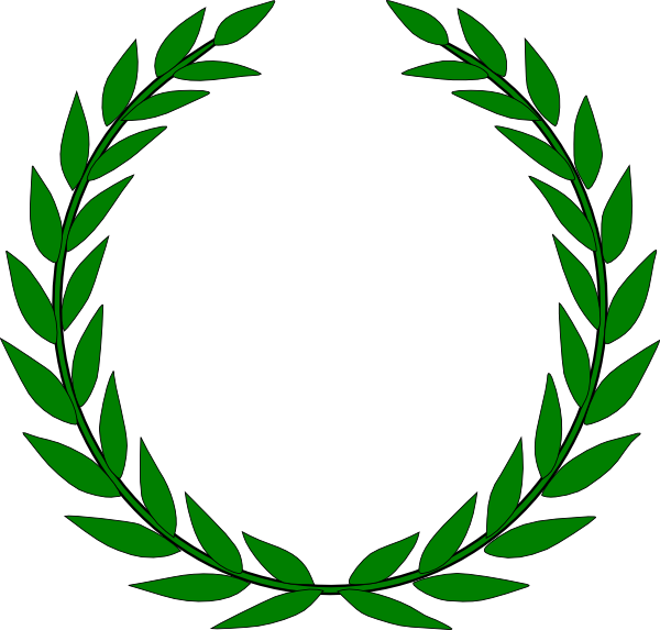 Wreath clipart crown Image Akiko Wreath at vector