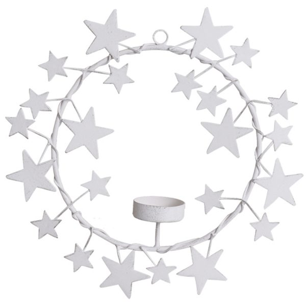 Wreath clipart star Home Holder Candle Holder Star