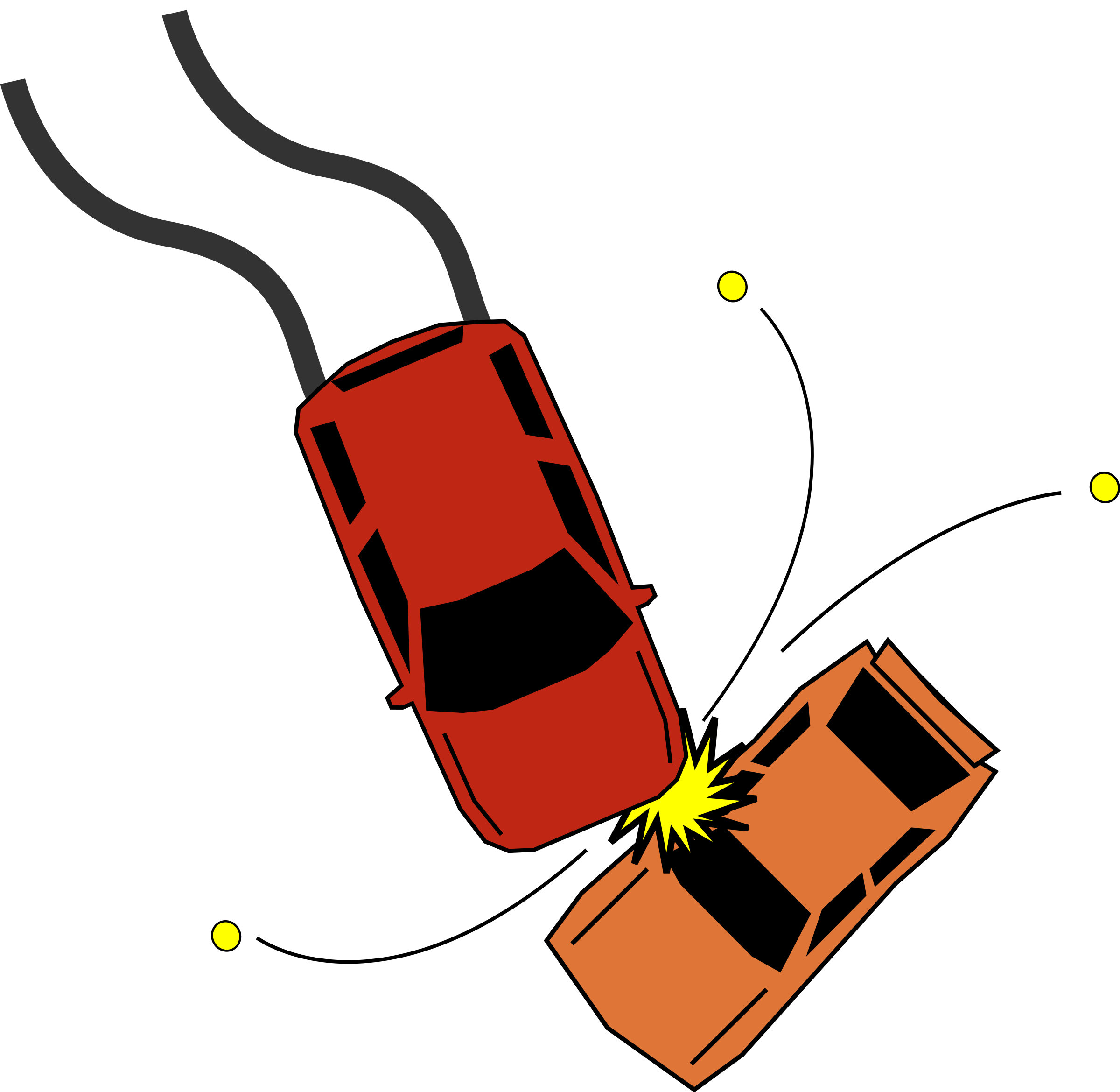 Wreck clipart Car Clipart Clipart Accident Car