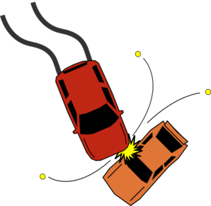 Crash clipart crashed car Accident Car cliparts Collision Clipart
