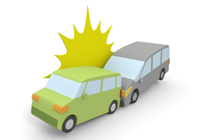 Crash clipart rear end collision Passenger Picture / Rear Free