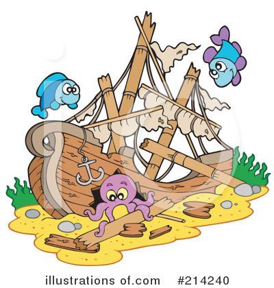 Wreck clipart wrecked ship #13
