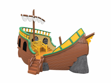Wreck clipart wrecked ship 4002 Pirate ship wreck wreck