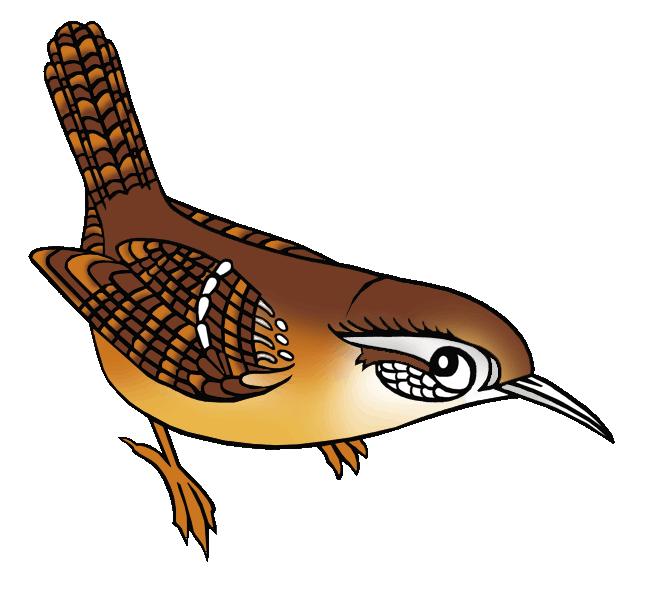 Wren clipart florida  Birdhouses