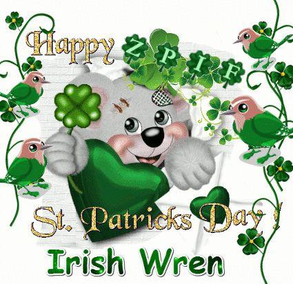 Wren clipart irish St on com Irish more