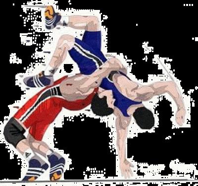 Wrestler clipart kushti Z9xjAW ClipartAZ art wrestling –