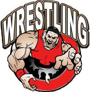 Wrestler clipart kushti Free Wrestling Silhouettes Clipart clipart