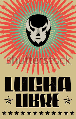 Wrestler clipart lucha libre Clipart Posters Posters Clipart Libre