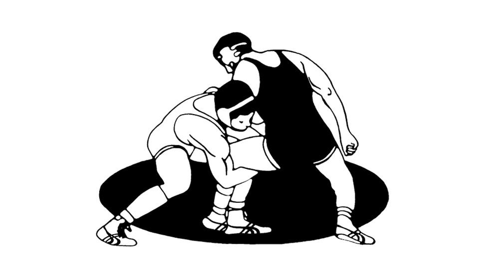 Wrestler clipart rahul Mysore Star of wrestle out