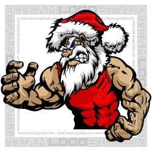 Wrestler clipart santa Clipart Santa Claus Santa ·