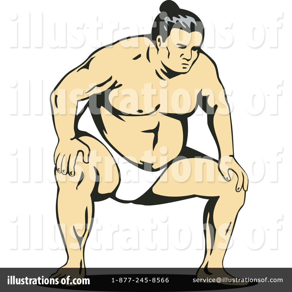 Wrestler clipart sumo wrestler Clipart #1144883 #1144883 patrimonio Illustration