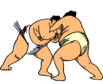 Wrestler clipart sumo wrestler Ski Sumo tour  Tokyo