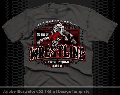 Wrestler clipart triumph Designs T0706 High about School