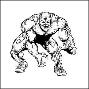 Wrestler clipart wrestling shoe Art Drawings Wrestling clip Clipartix