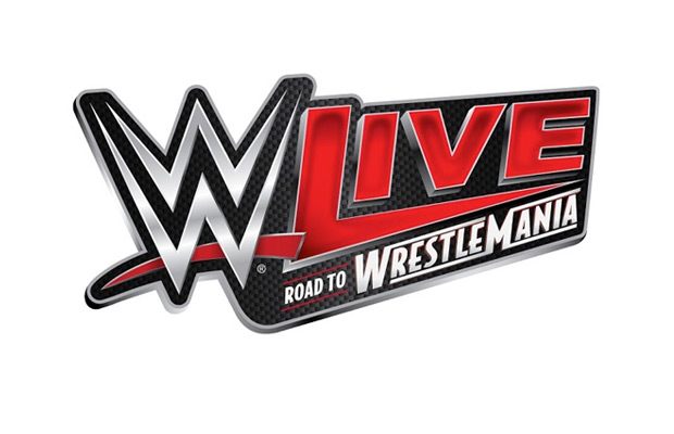 WWE clipart 9 Live Wrestlemania THE to