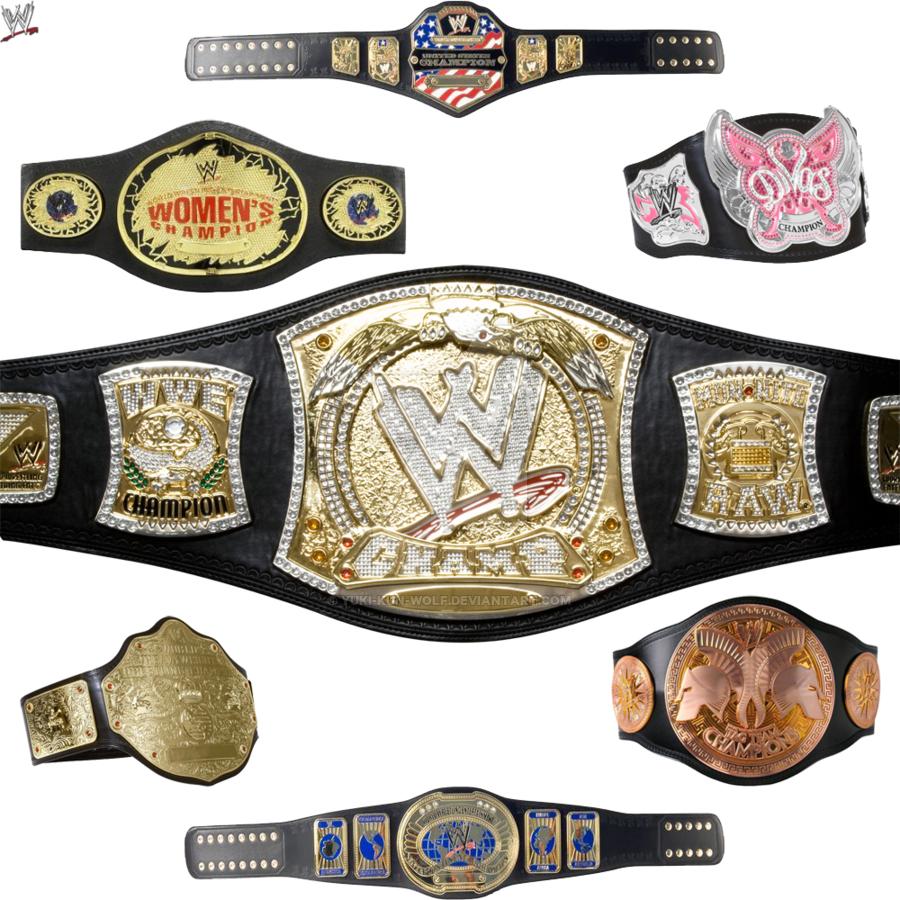 WWE clipart champion belt Champion by Championship on 2017