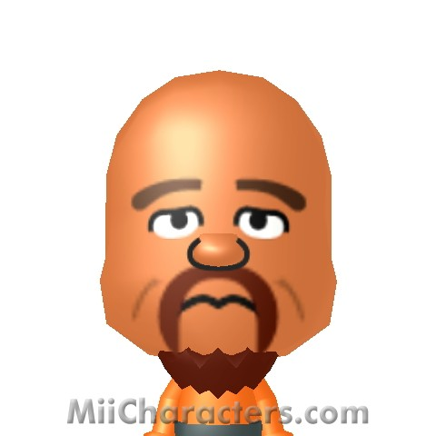WWE clipart famous MiiCharacters U  for Wii