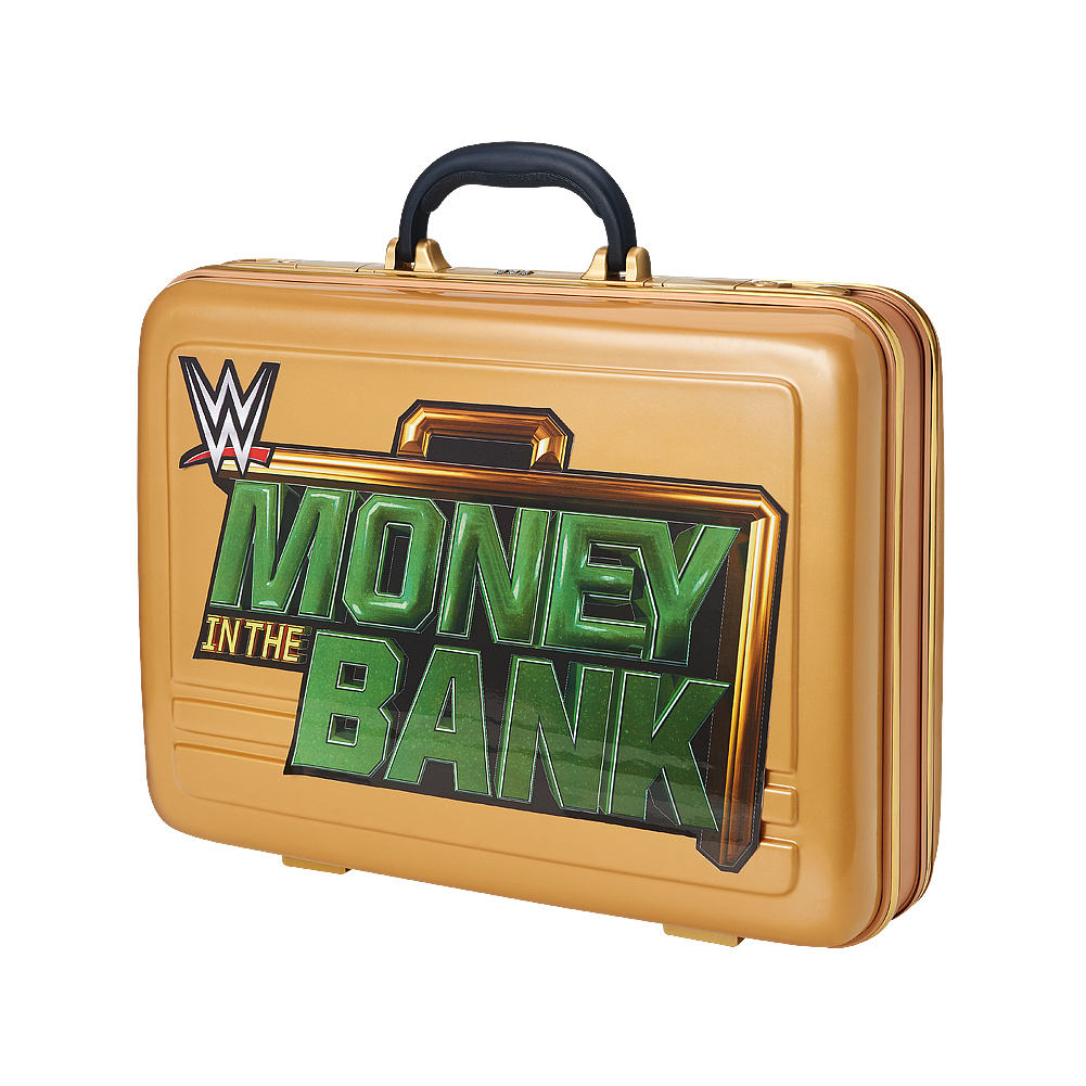 WWE clipart money in bank The Briefcase WWE US Bank