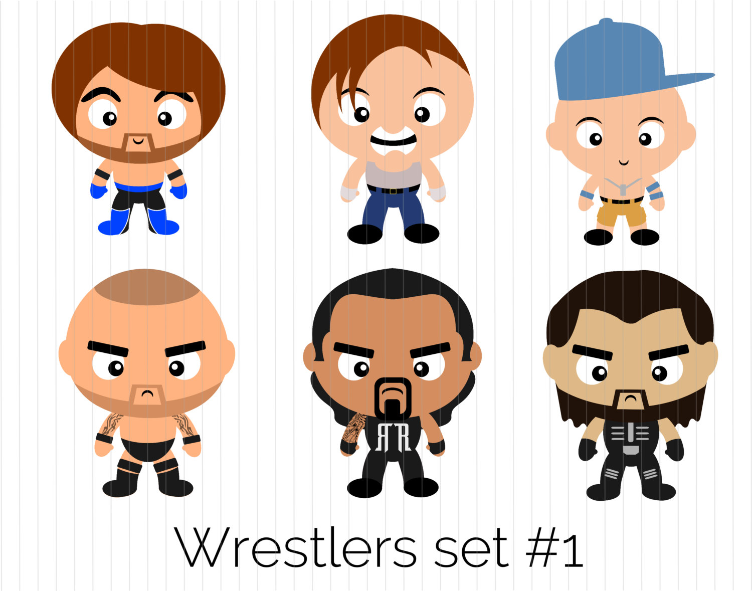 WWE clipart printable This file Styles Wrestling a