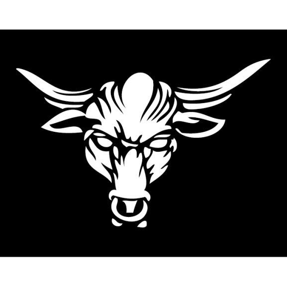 Drawn bull wwe the rock The Tattoo Bull Brahma