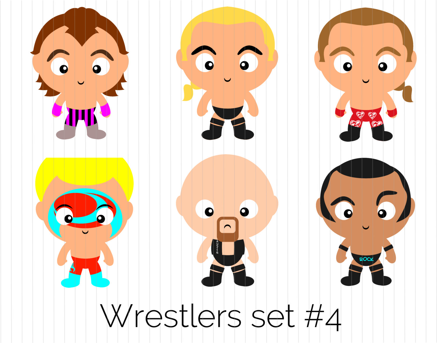 WWE clipart the rock This Michaels  a Wrestling