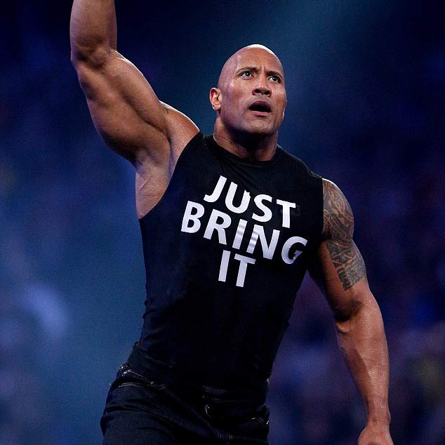 WWE clipart the rock Wwe hd rock Wallpapers (54