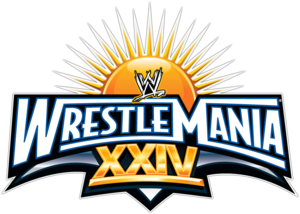 WWE clipart wrestlemania Powered FANDOM Logopedia WrestleMania 2008