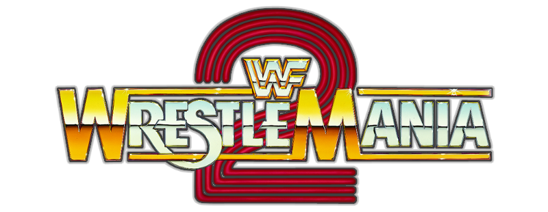 WWE clipart wrestlemania (1986) Review Wrestling's WrestleMania 2