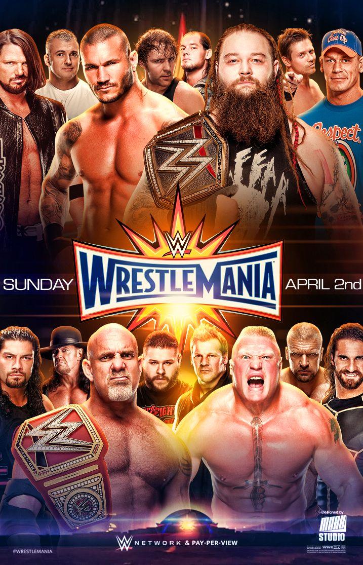 WWE clipart wrestlemania On (V2) Pinterest best Poster