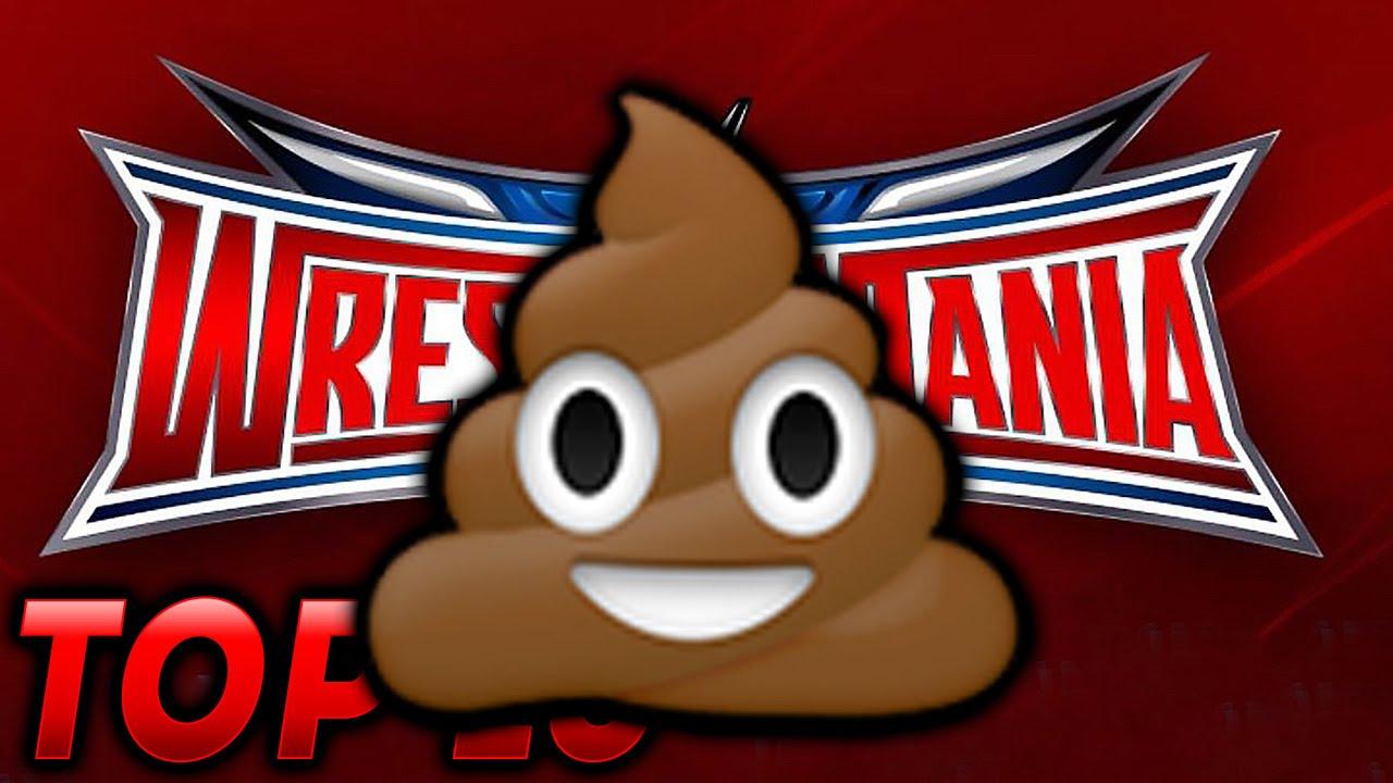 WWE clipart wrestlemania Worst WrestleMania WWE YouTube Time