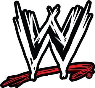WWE clipart wwe logo WALL LOGO Decal Size/Color Home